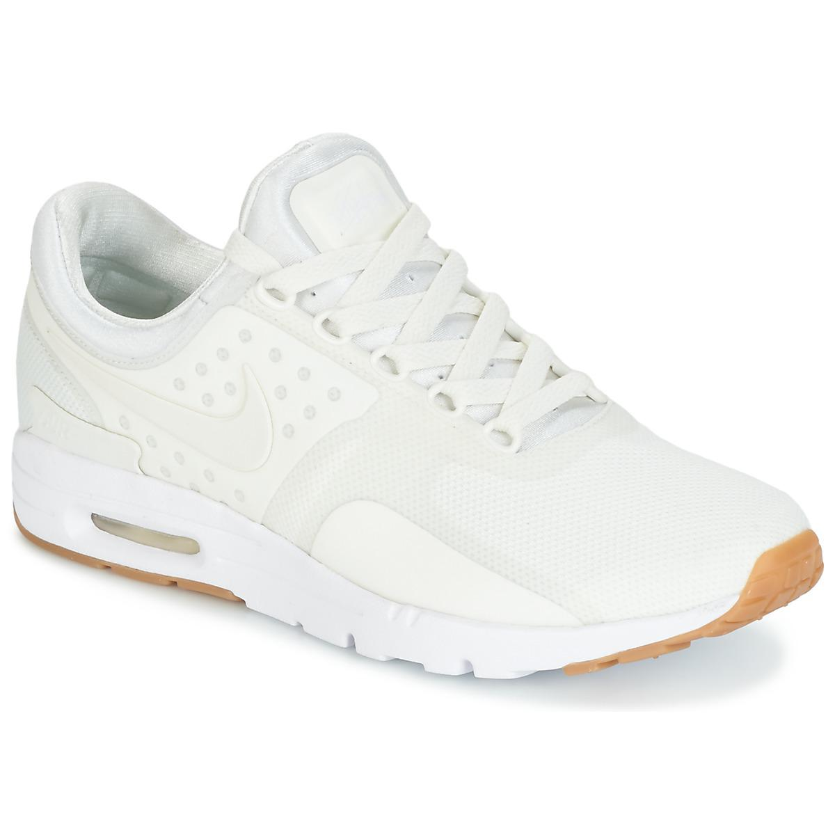 save off f94fd ee591 Nike. Natural Air Max Zero W Womens Shoes ...