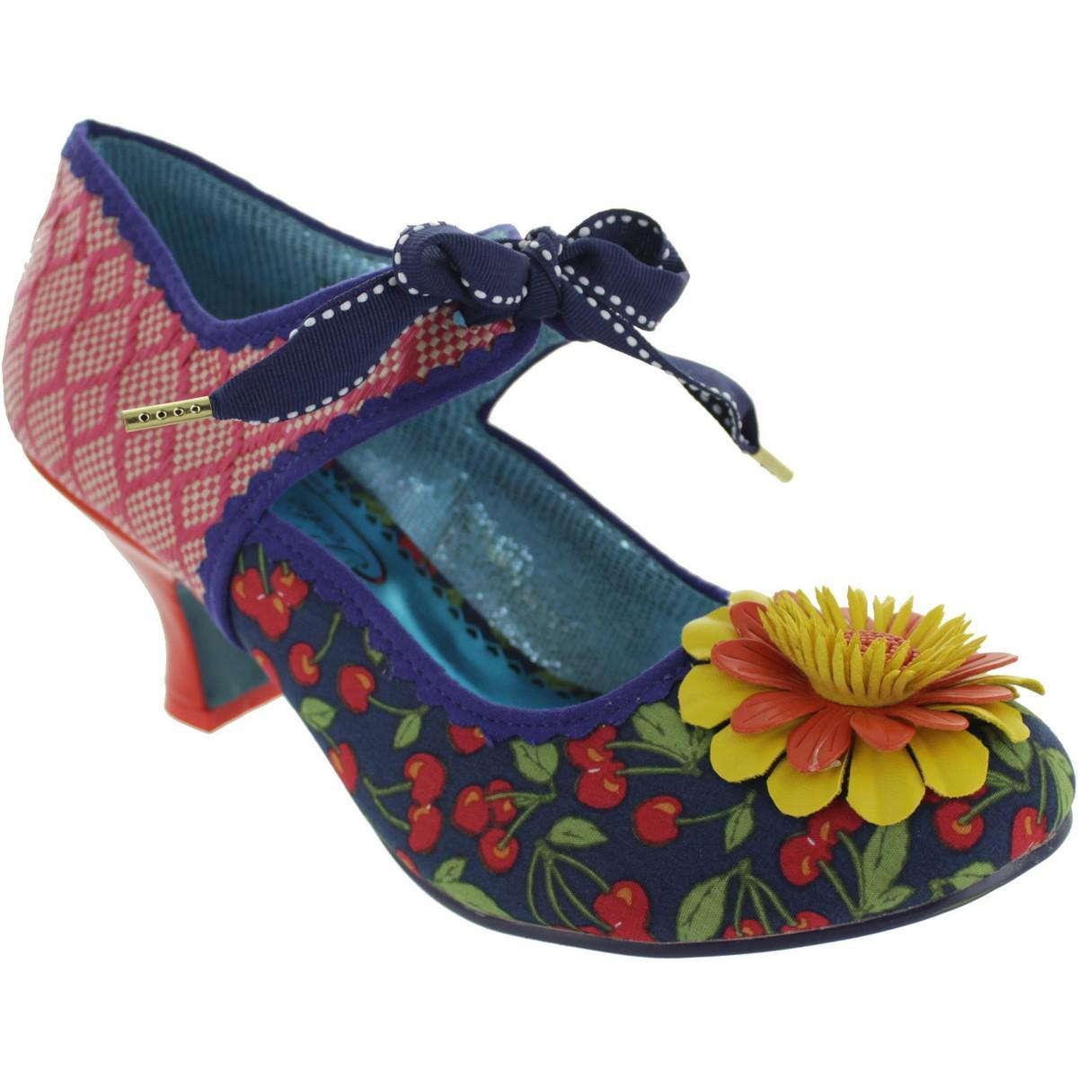 Designer Irregular Choice Golden Daisy women's Court Shoes in Shop Offer Online Stockist Online Outlet Locations Sale Online Clearance How Much xp3Tbd