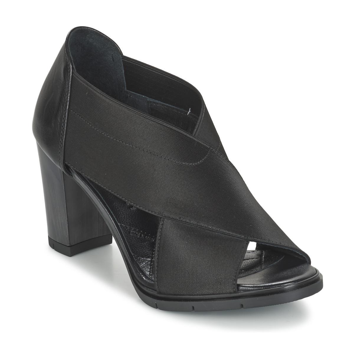 d61d9d464299aa Hispanitas Darete Women s Sandals In Black in Black - Lyst