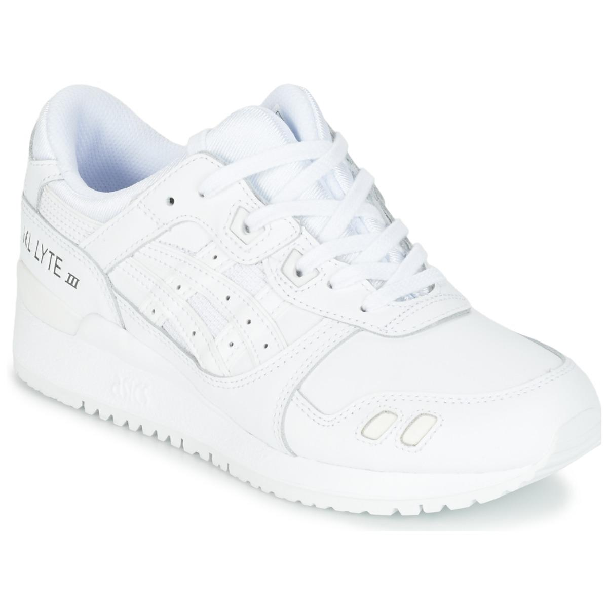 timeless design 92f55 7d414 Asics Gel-lyte Iii Shoes (trainers) in White - Lyst