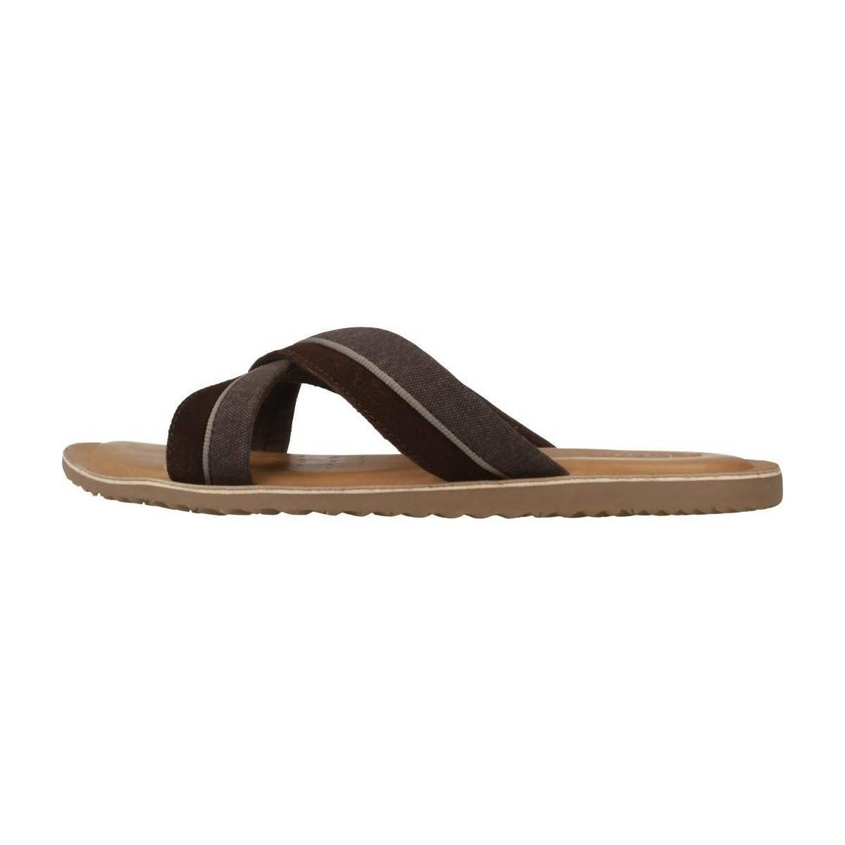 Brown Geox Sandals Lyst Men's U For In Artie Men gqzw61