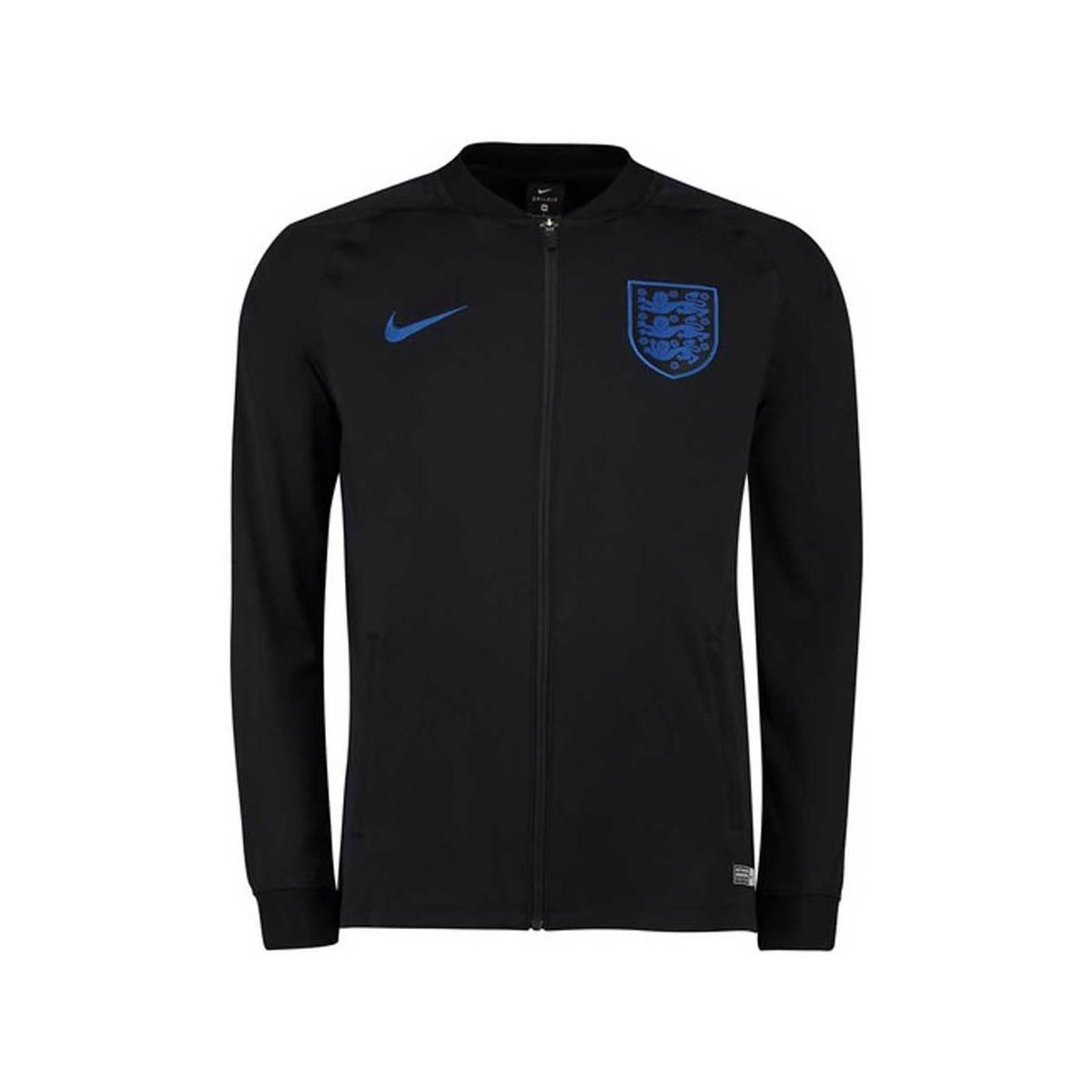 6523f88de6 Nike 2018-2019 England Squad Track Jacket Men s Fleece Jacket In ...