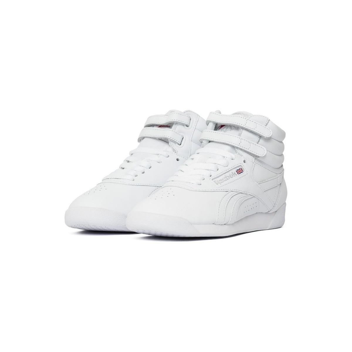 154cc047b2e47 Reebok - Freestyle Hi Og Lux 35th Anniversary Women s Shoes (high-top  Trainers). View fullscreen