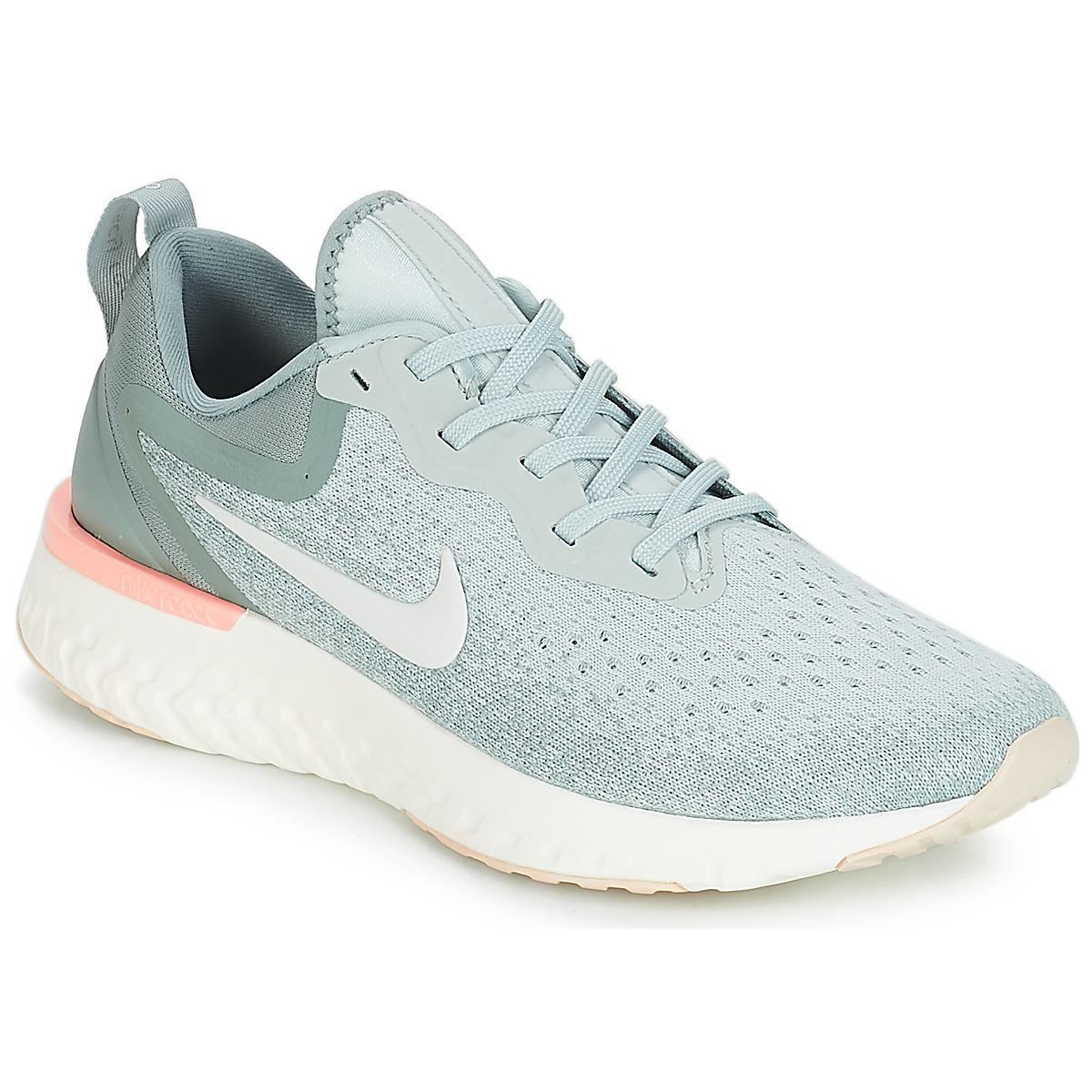 ece00f3daaa29 Nike Odyssey React Running Trainers in Gray - Lyst