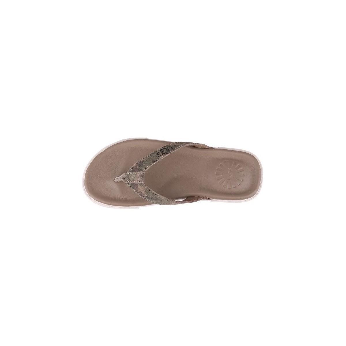cbfaf17bec9 UGG Bennison Ii Men's Flip Flops / Sandals (shoes) In Multicolour ...