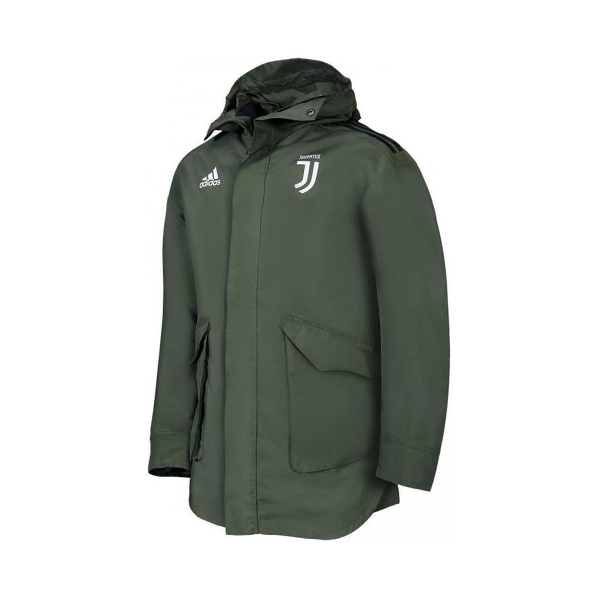 2018 Wqwxexzu Juventus Women's 2017 Base Allweather Eu Jacket Adidas BR0wOq4ff