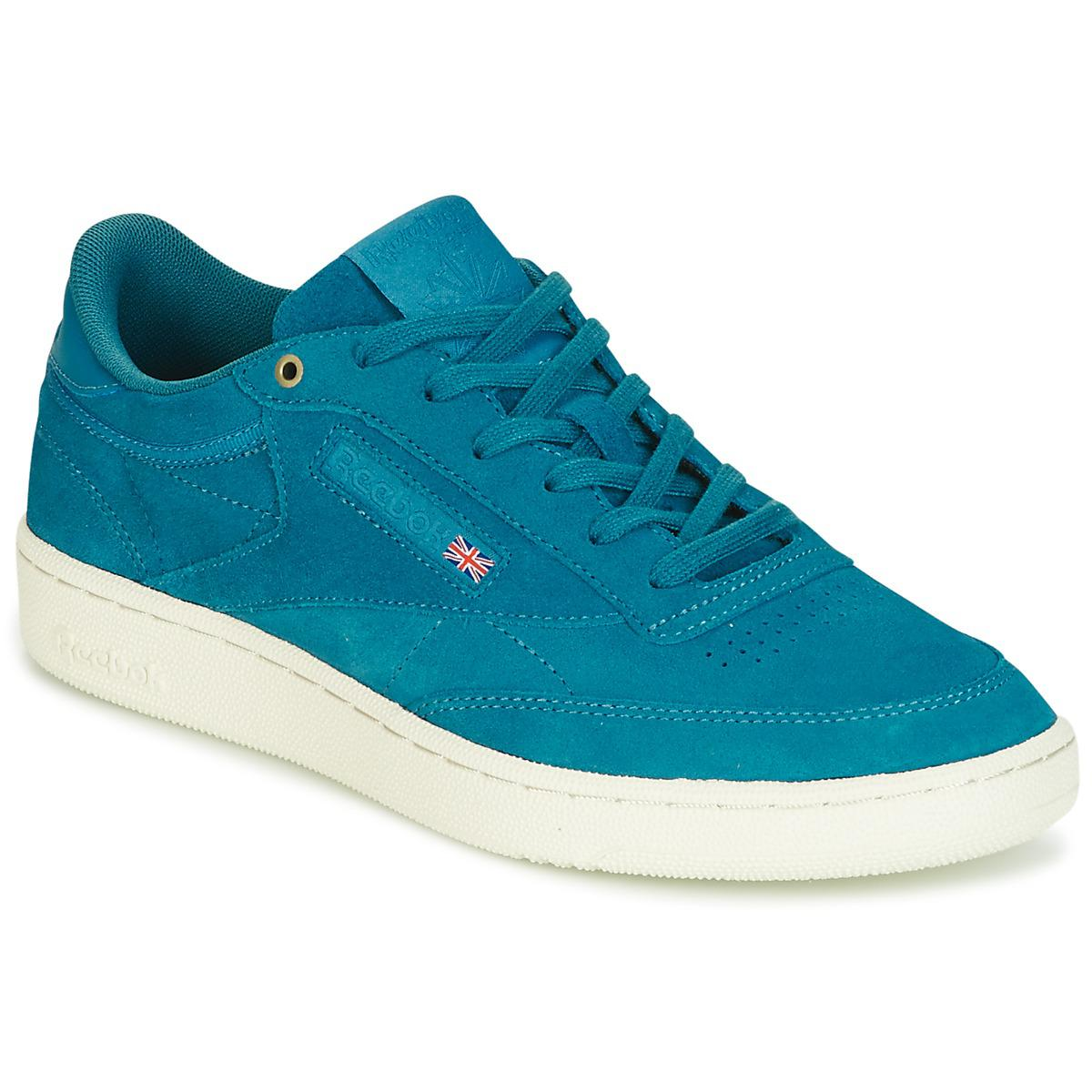 906288d590b Reebok Club C 85 Mcc Shoes (trainers) in Blue for Men - Lyst