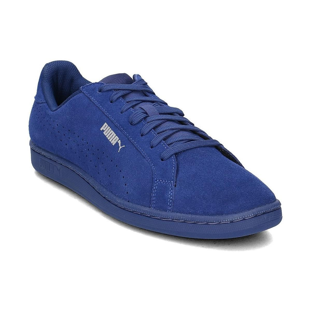 eec3a0c24f7 PUMA Smash Perf Sd Men s Shoes (trainers) In Multicolour in Blue for ...