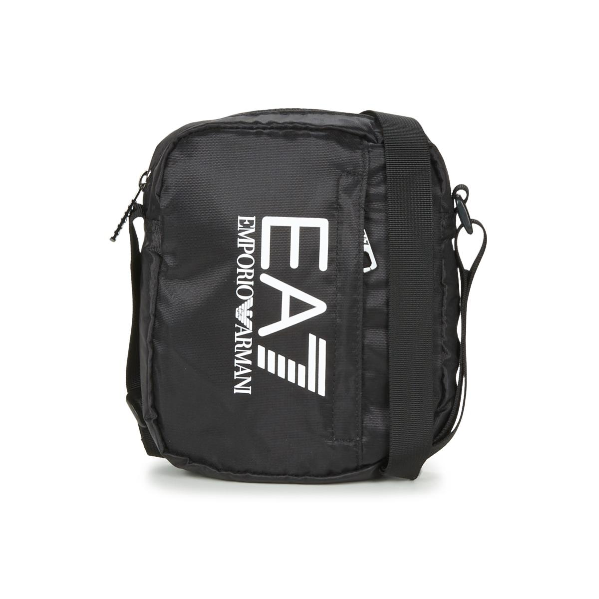 EA7 - Train Prime U Pouch Bag Small C Men s Pouch In Black for Men -. View  fullscreen fbfba0ab60883