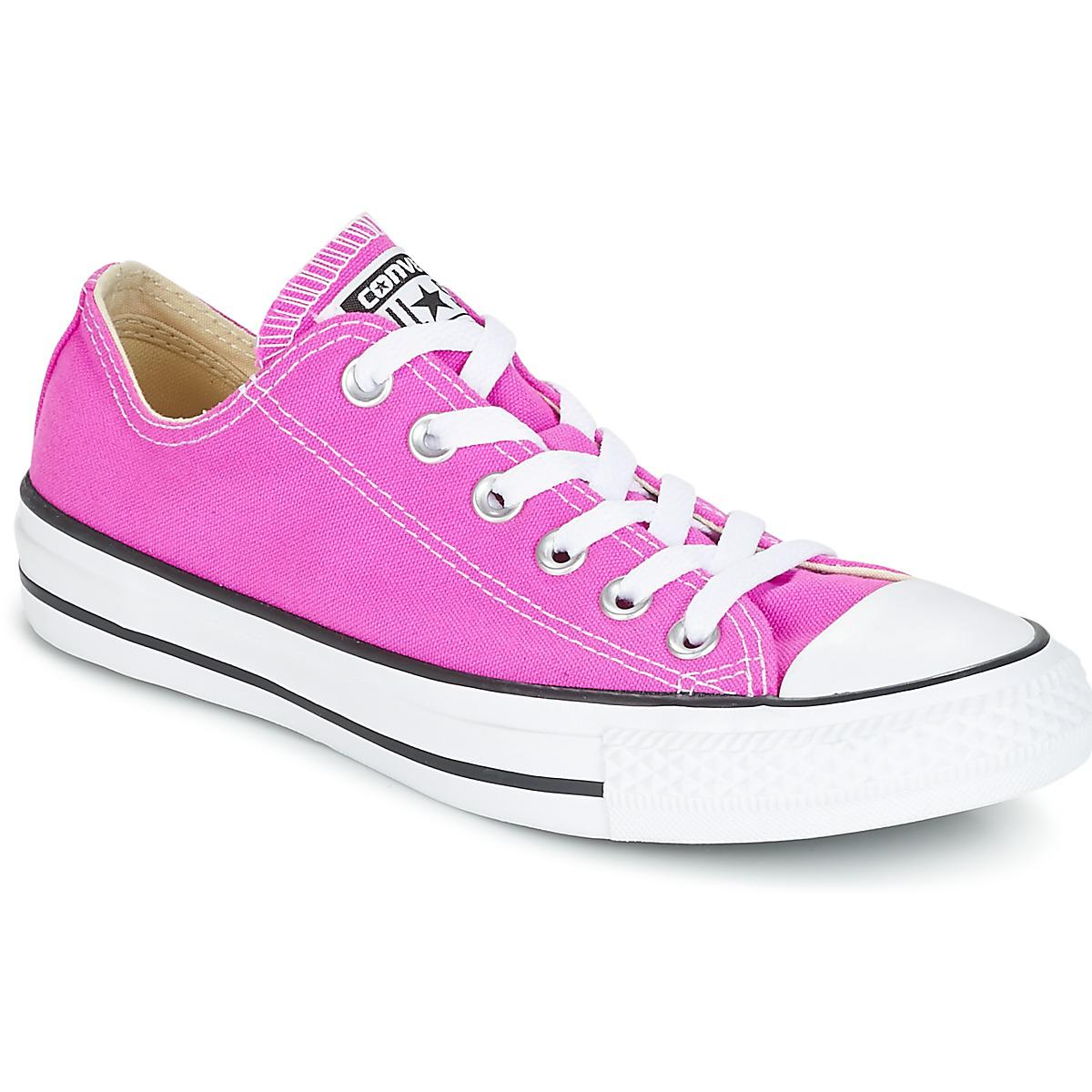 56283f12519bc2 Converse Chuck Taylor All Star Ox Seasonal Colors Women s Shoes ...