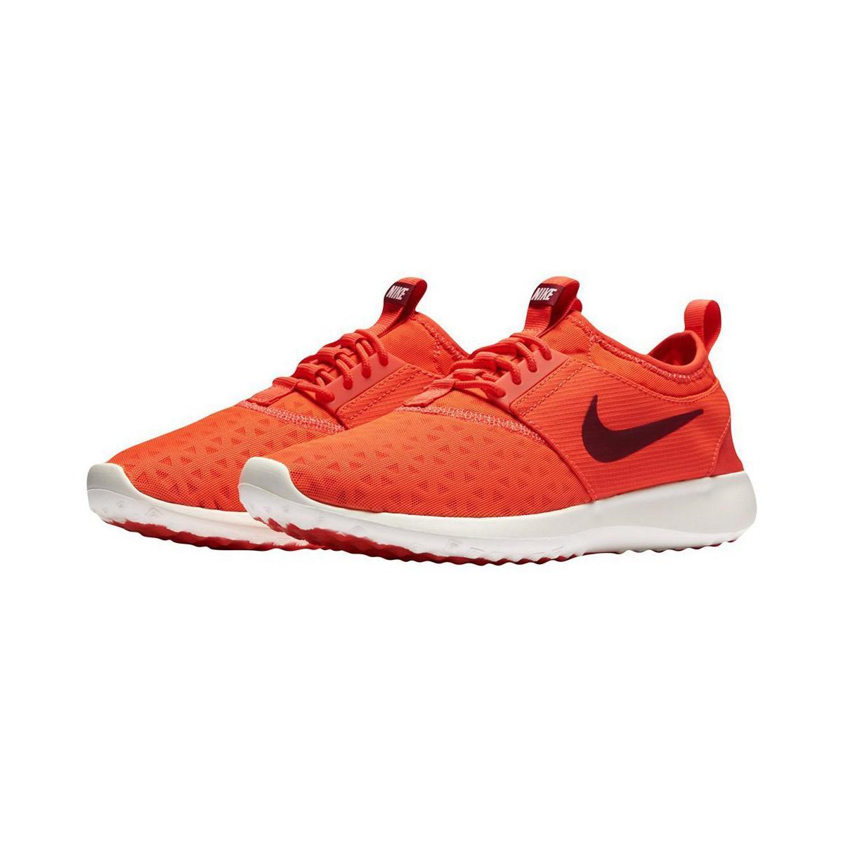 e2015bc92311 Nike Wmns Juvenate Bright Crimson Women s Shoes (trainers) In White ...