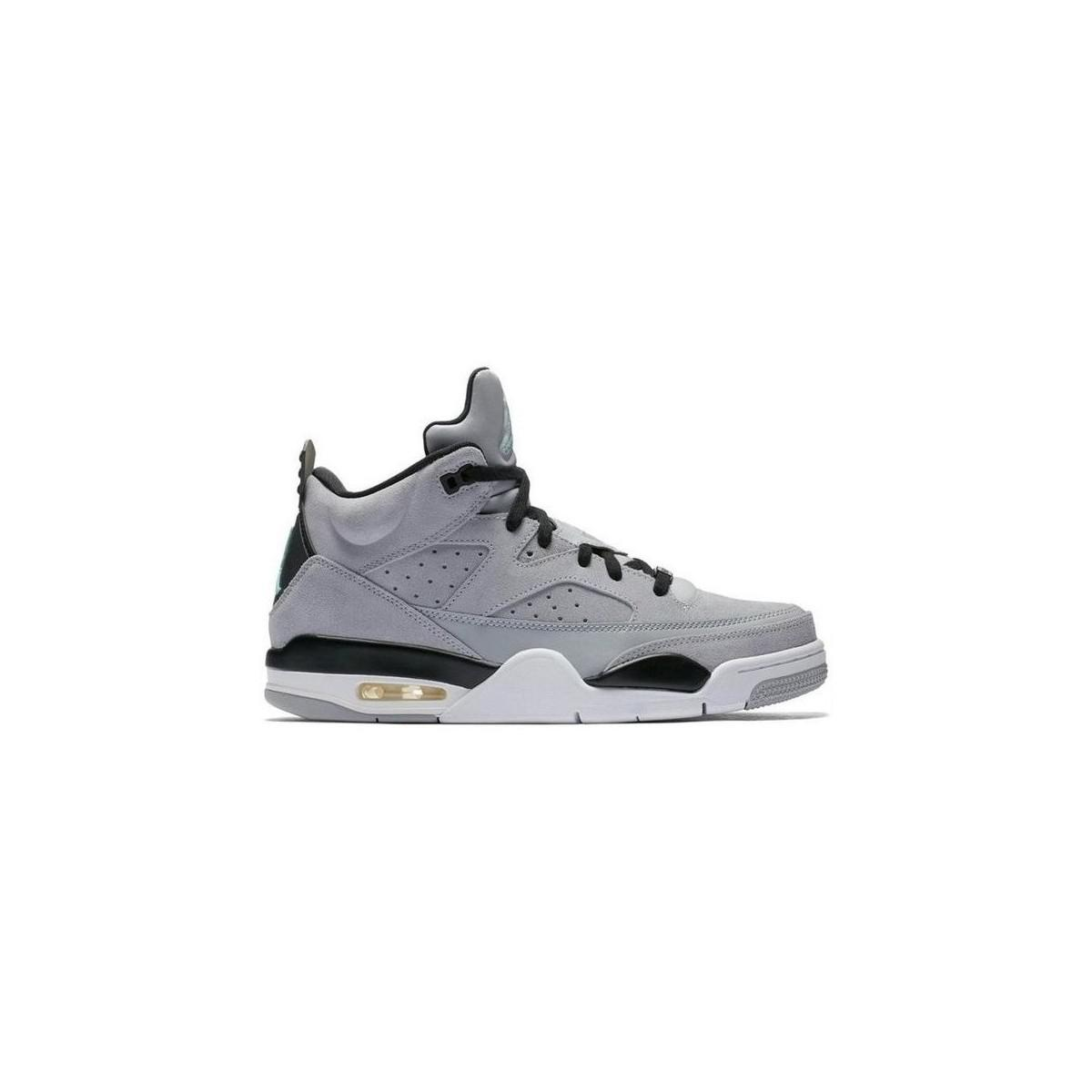 cb05b5f35f6a Nike Jordan Son Of Mars Low Men s Shoes (high-top Trainers) In Grey ...