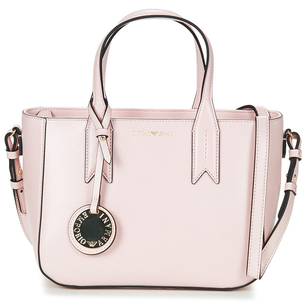 Emporio Armani Frida Tote Women S Handbags