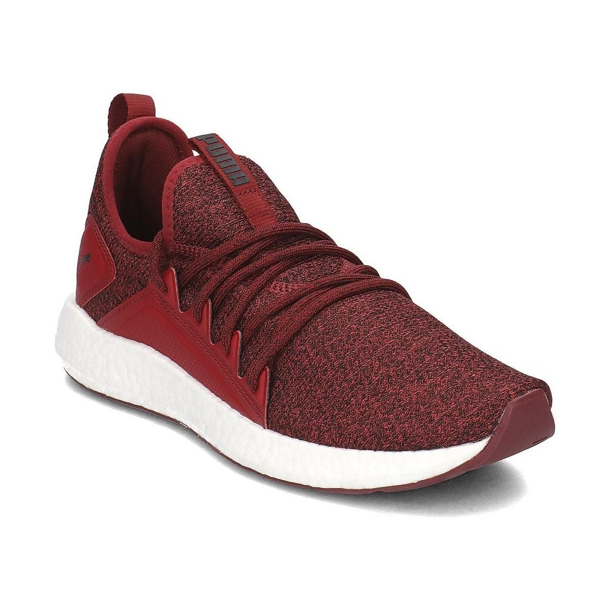 Puma Nrgy Neko Knit Men s Shoes (trainers) In Multicolour in Red for ... 02c2b7299