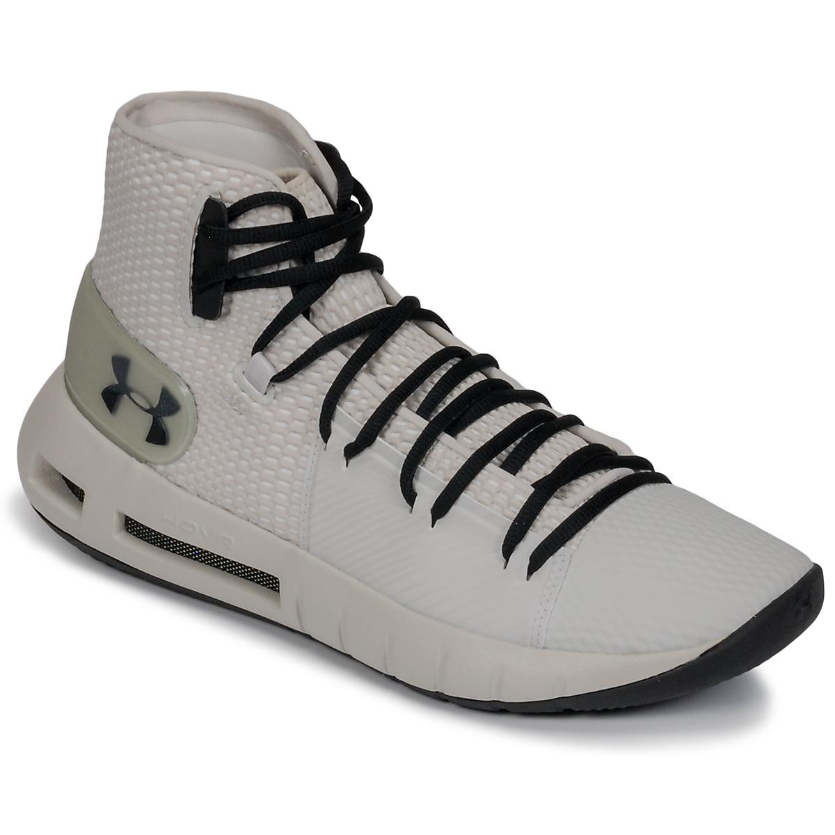 Under Armour Ua Hovr Havoc Basketball Trainers (shoes) in Gray for ... 6e997448ca3