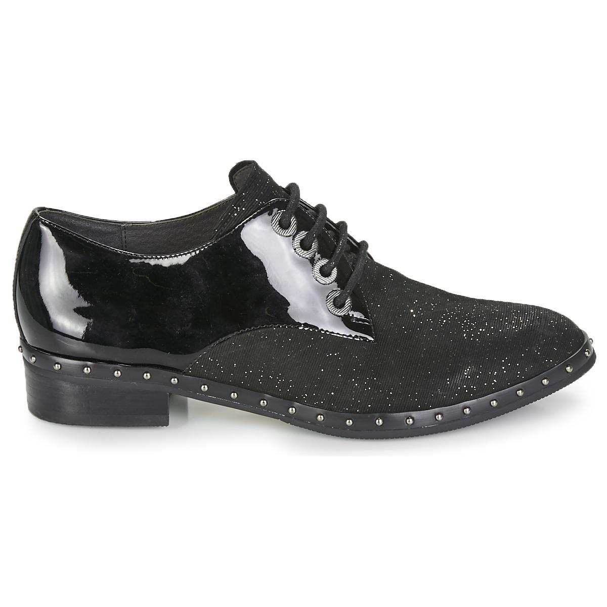 Shoes Sirtos in Lyst In Mam'Zelle Black Women's Casual Black Rpxwtq
