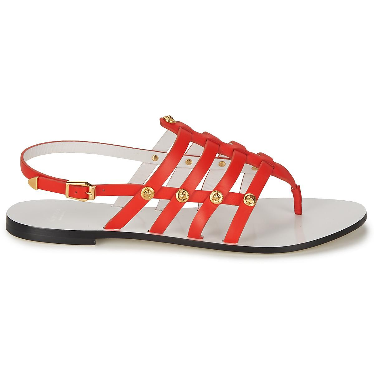VERSACE DSL944C women's Sandals in Under 70 Dollars Sale Official Low Cost For Sale Discount Footlocker Pictures Sale Get To Buy 65iZI7Bov
