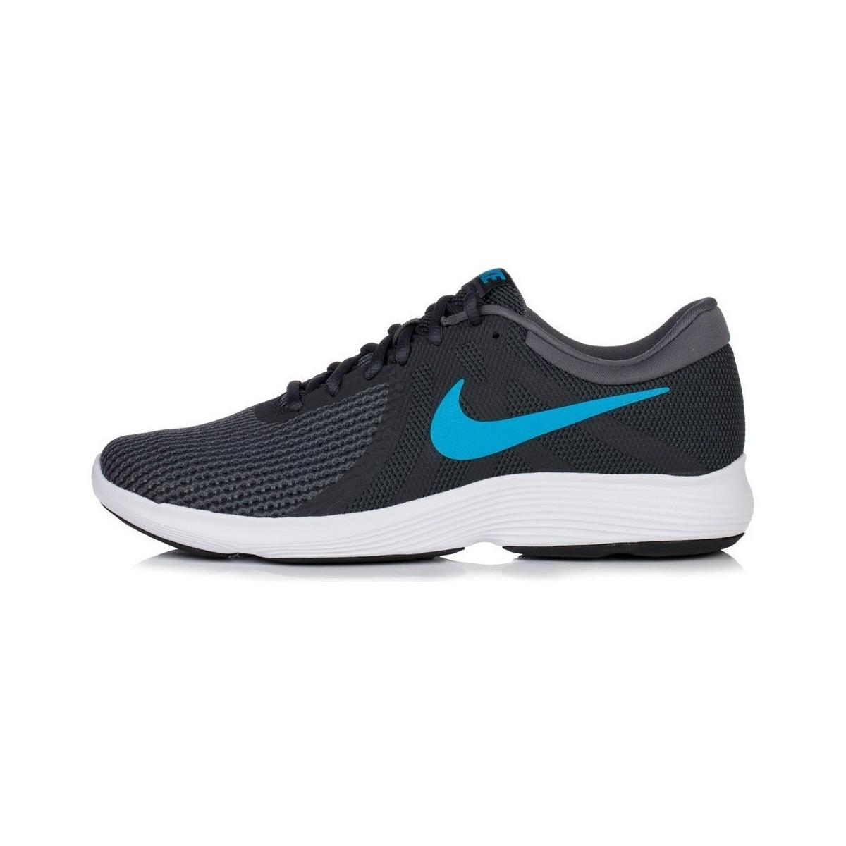 9c3ef36586a Nike Revolution 4 Eu Men s Shoes (trainers) In Grey in Gray for Men ...