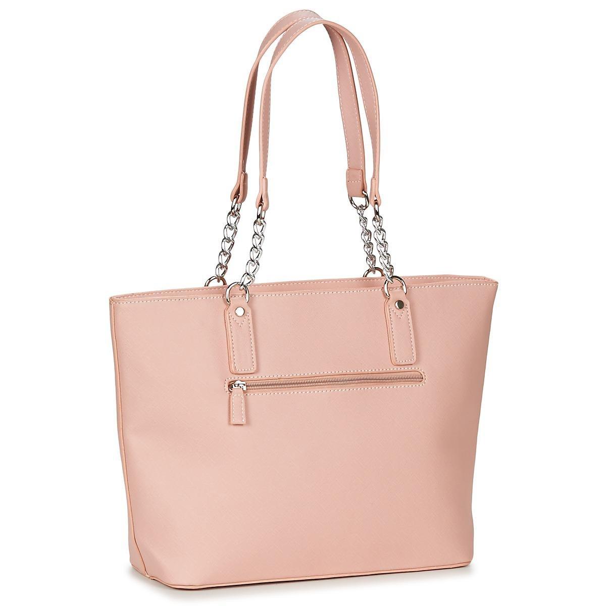 d6b2683df9 David Jones - Women s Shoulder Bag In Pink in Pink - Lyst
