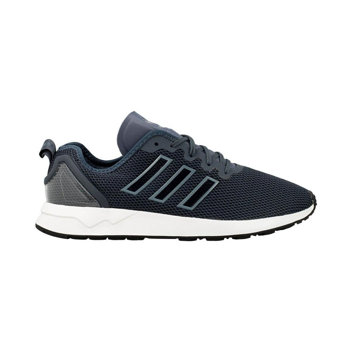 e045cb2adf1a4 adidas Zx Flux Adv Men s Shoes (trainers) In Multicolour in Blue for ...