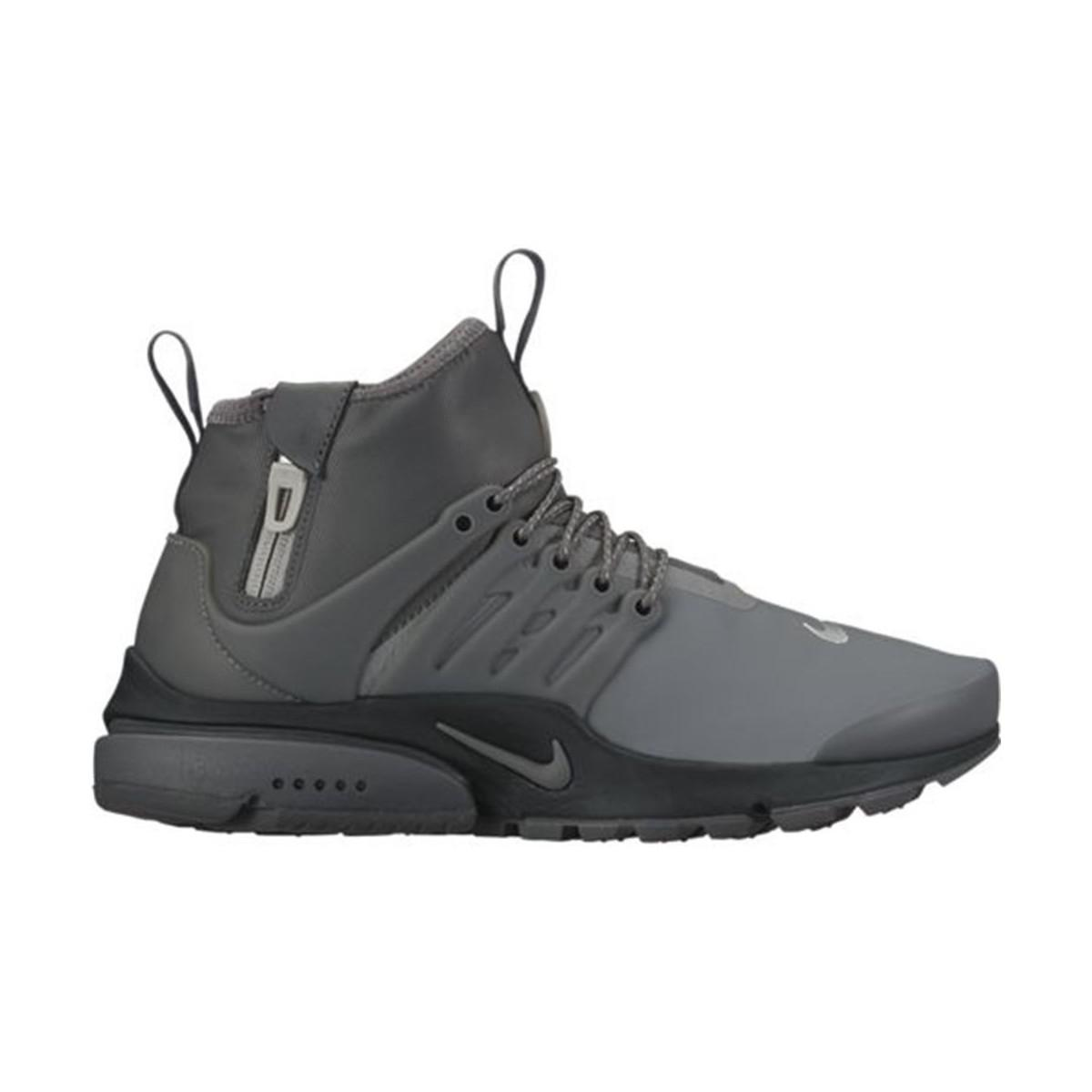 hot sale online 39f2f 84380 Nike Air Presto Utility Midtop Women s Shoes (high-top Trainers) In ...
