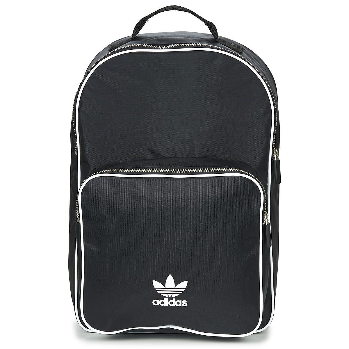Adidas - Classic Adicolor Bp Women s Backpack In Black for Men - Lyst. View  fullscreen afffd47f70f32