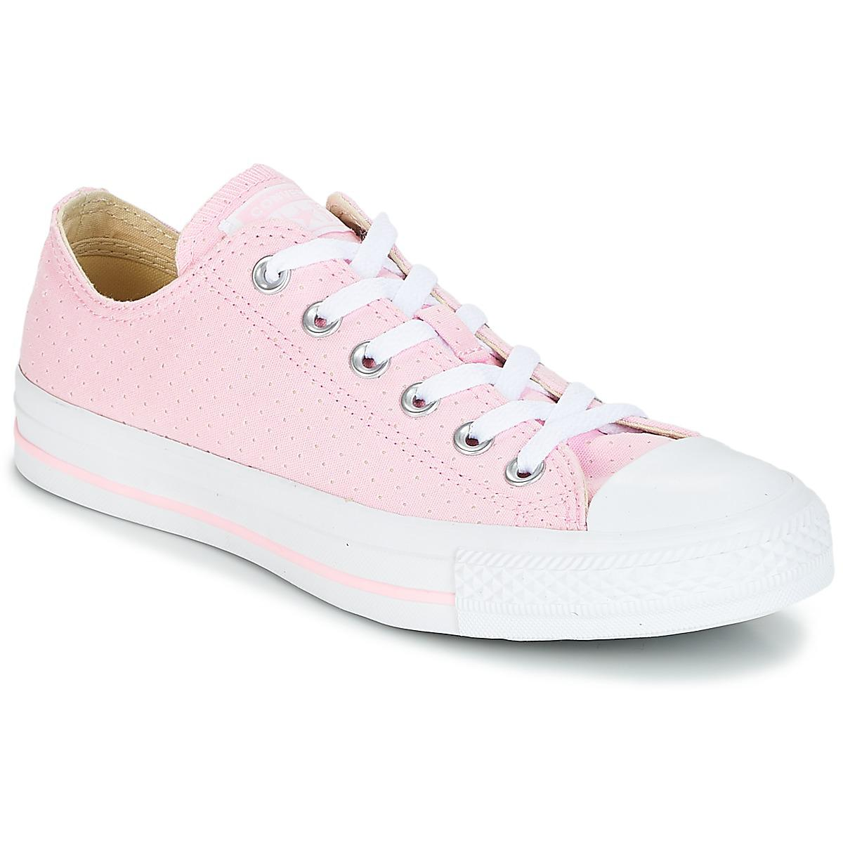a950afbf0dfc Converse Chuck Taylor All Star-ox Shoes (trainers) in Pink - Lyst