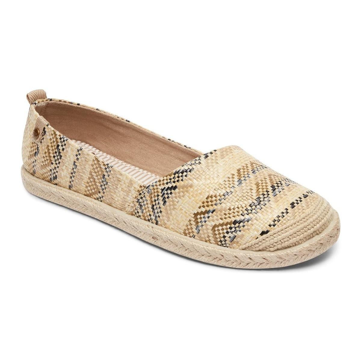 bastante agradable 265df ec6ac Roxy Alpargata-mlt Multicolor Arjs600412 Women's Shoes ...