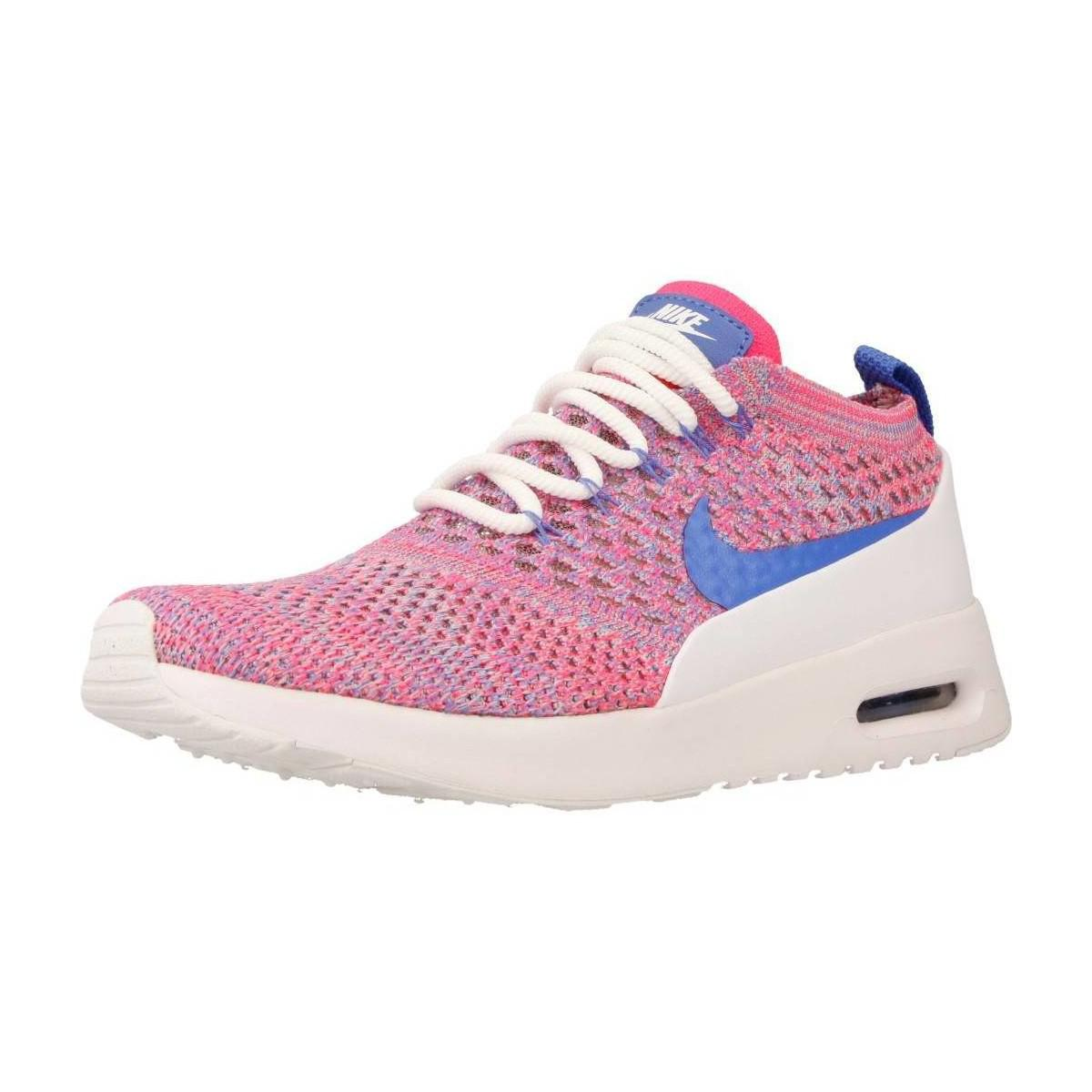 f459d1206af Nike Air Max Thea Ultra Fk Women s Shoes (trainers) In Pink in Pink ...