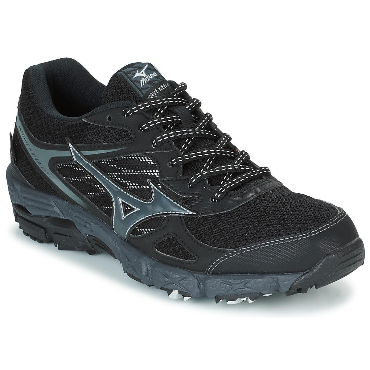 Mizuno Wave Kien 4 G-tx (w) Women s Running Trainers In Black in ... a1923f4cd5d