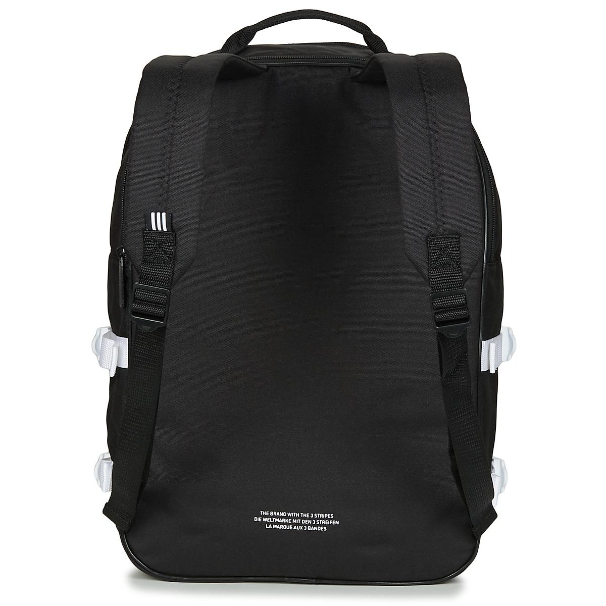 Adidas - Bp Essential Men s Backpack In Black for Men - Lyst. View  fullscreen 5f6eb1621736a