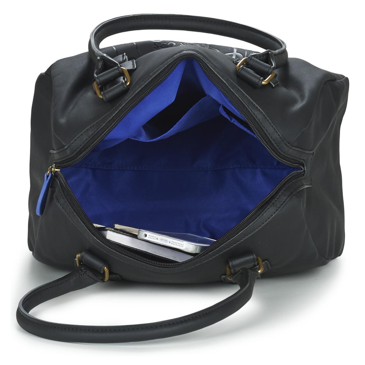 b503f79ef2 Le Temps Des Cerises Denver 5 Women's Handbags In Black in Black for ...