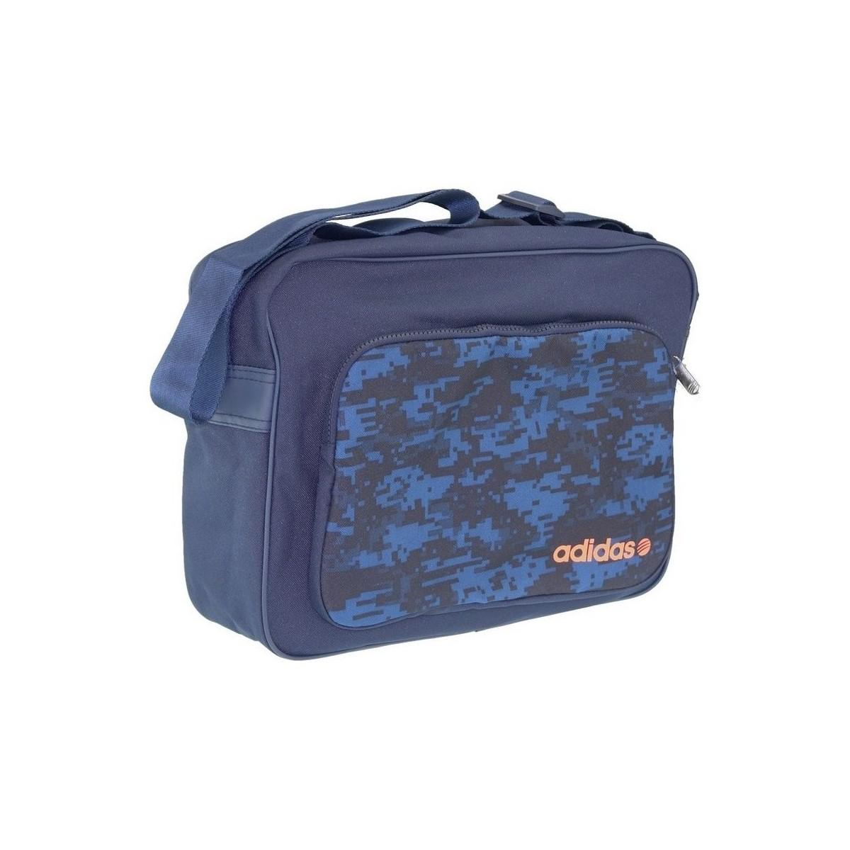 790ee20120 adidas Neo Sc Messgr Men's Messenger Bag In Multicolour in Blue for ...