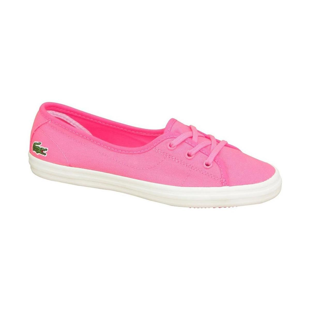 Lacoste Ziane Chunky Abb women's Shoes (Pumps / Ballerinas) in Cheap Footlocker Discount Manchester Great Sale Clearance Purchase In China Online qY30ivq