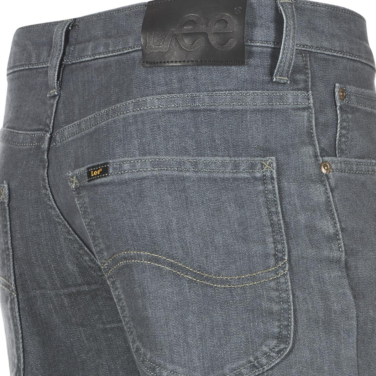 17a2458b Lee Jeans Brooklyn Straight Jeans in Gray for Men - Lyst