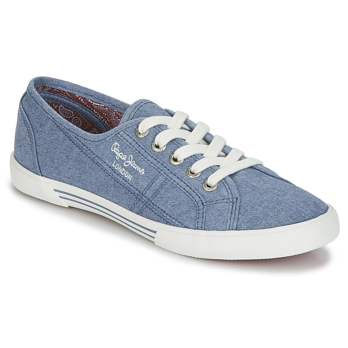 Womens Aberlady Eighty Trainers Pepe Jeans London afbDwAXlcV