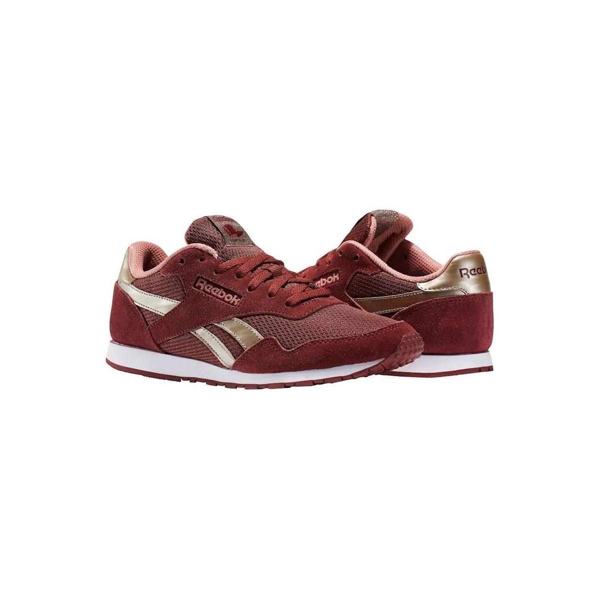 64e053c055e Reebok Royal Ultra Women s Shoes (trainers) In Red in Red - Lyst