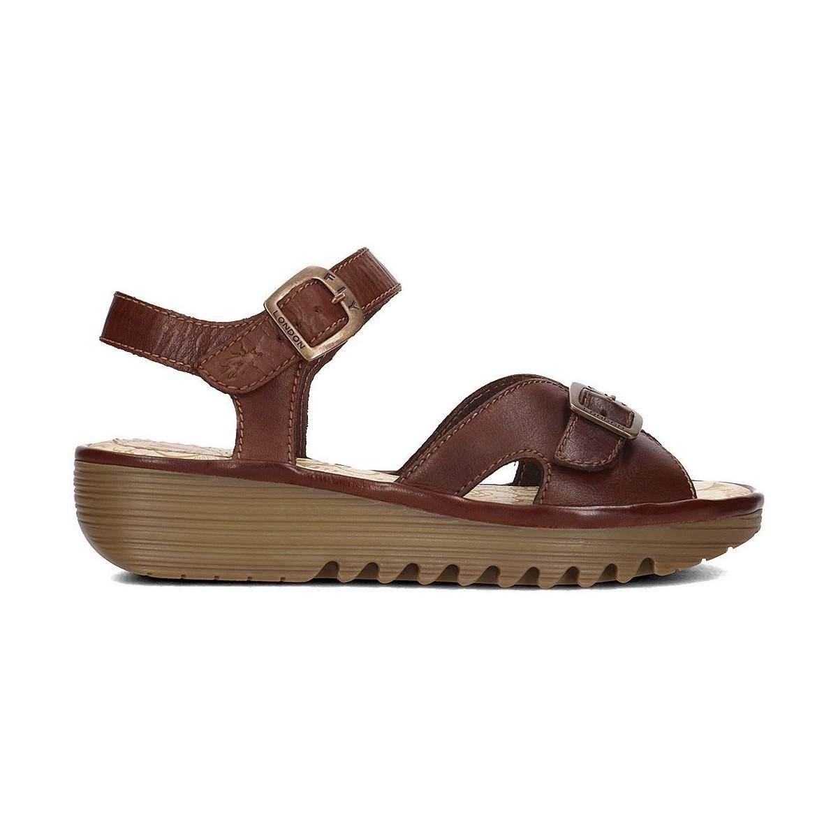 Fly London P500847001 women's Sandals in