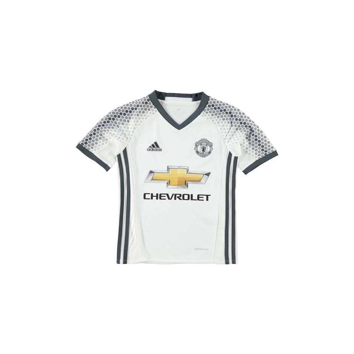 c1cd54fa1 Adidas - 2016-17 Man Utd Third Shirt (ibrahimovic 9) - Kids Women s. View  fullscreen