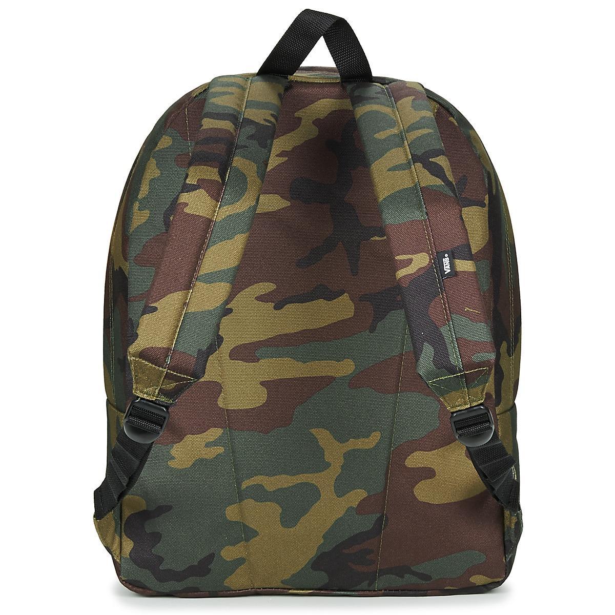 8229b918c3 Vans Old Skool Ii Backpack Men s Backpack In Green in Green for Men ...