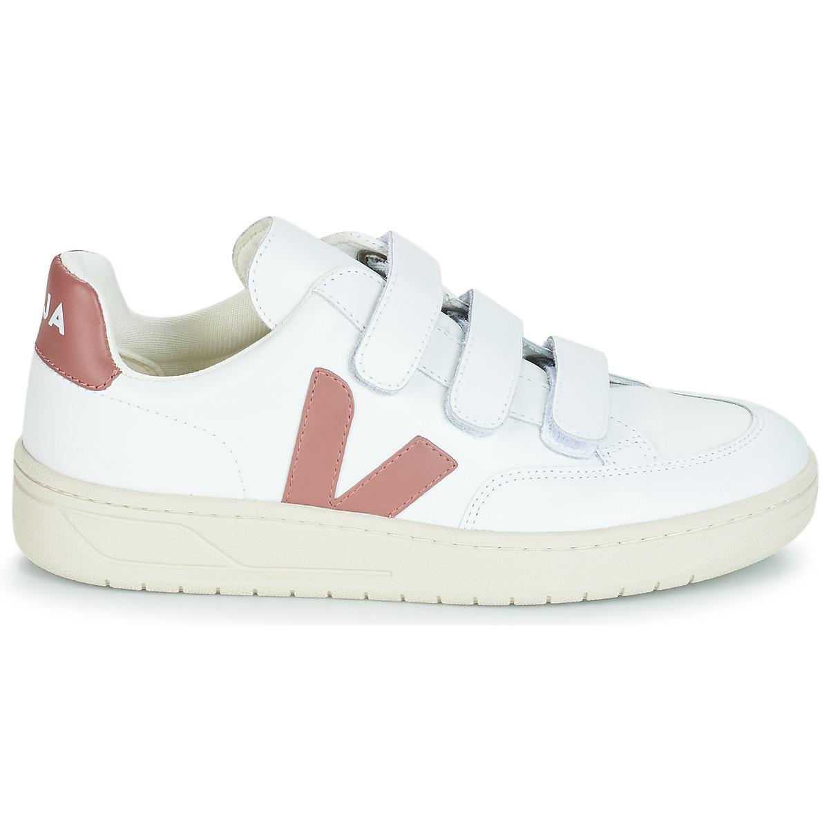 64986f1acc V-LOCK femmes Chaussures en blanc Veja en coloris Blanc - Lyst