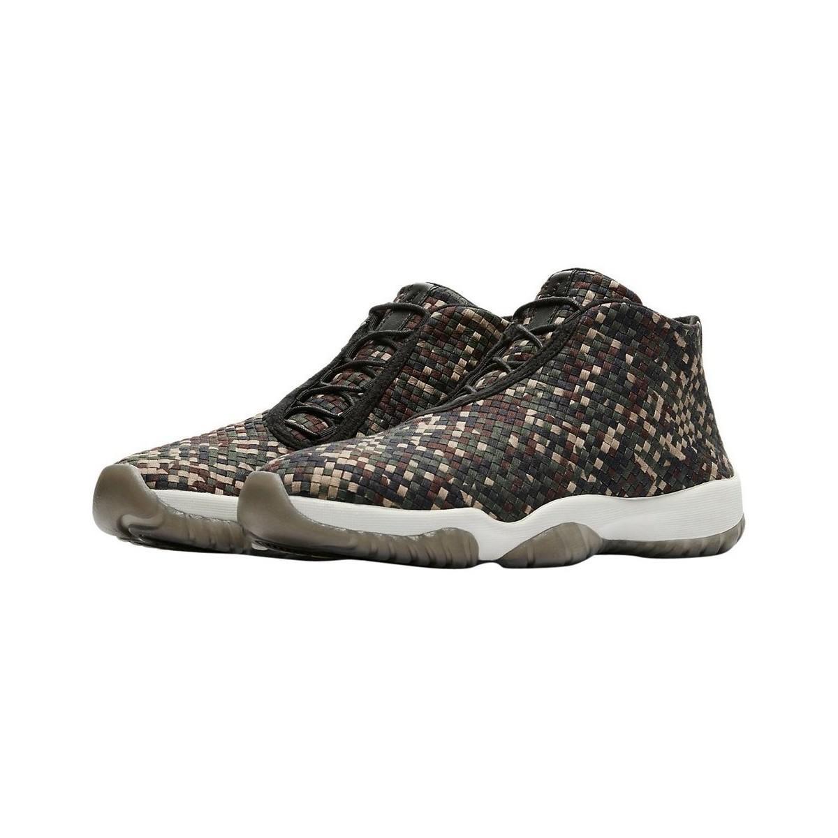 1a0e5f6b040982 Nike Air Jordan Future Premium Camo Men s Shoes (high-top Trainers ...