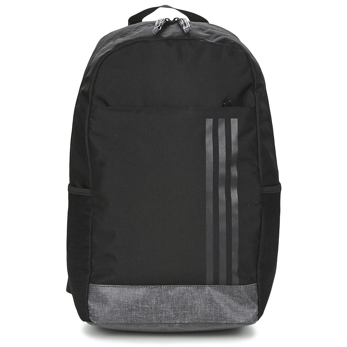 adidas Classic Bp 3stripes Men s Backpack In Black in Black for Men ... 3e611037dcad4