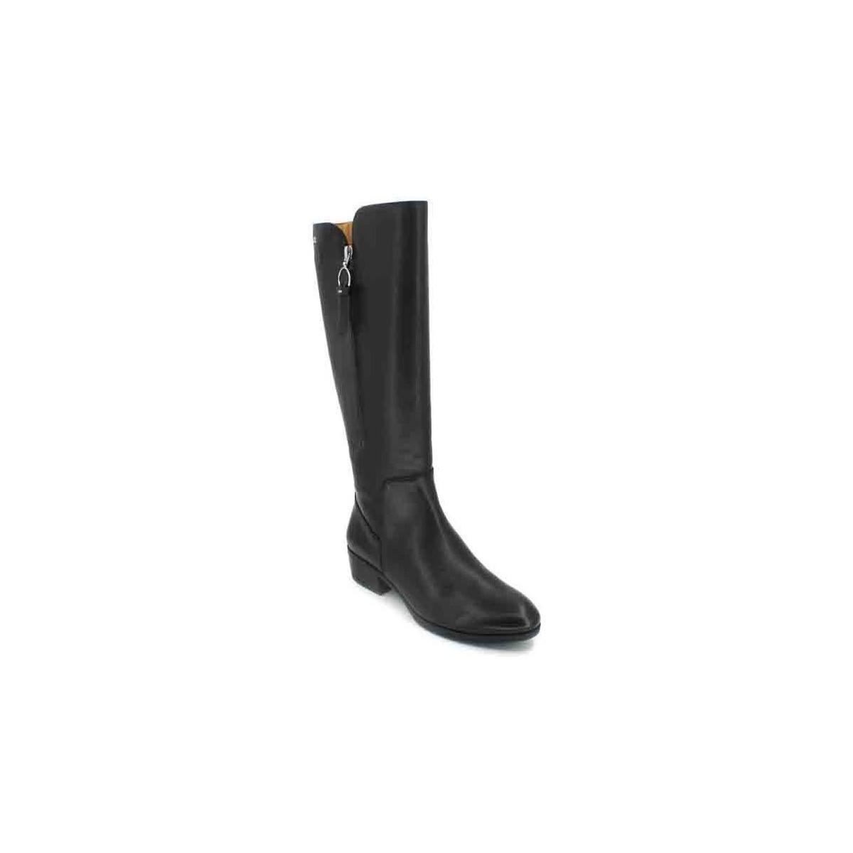 5be6bfc800ee Pikolinos Daroca W1u-9653 Women s Boots Women s High Boots In Black ...