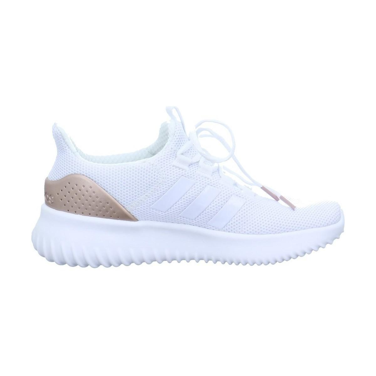 official photos 562e5 c614c Adidas Cloudfoam Ultimate Womens Shoes (trainers) In White i