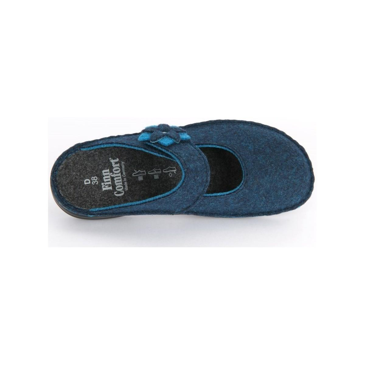 Finn Arlberg Blue Wollfilz women's Clogs (Shoes) in Top Quality For Sale Discount Visit Sale Really Mk862