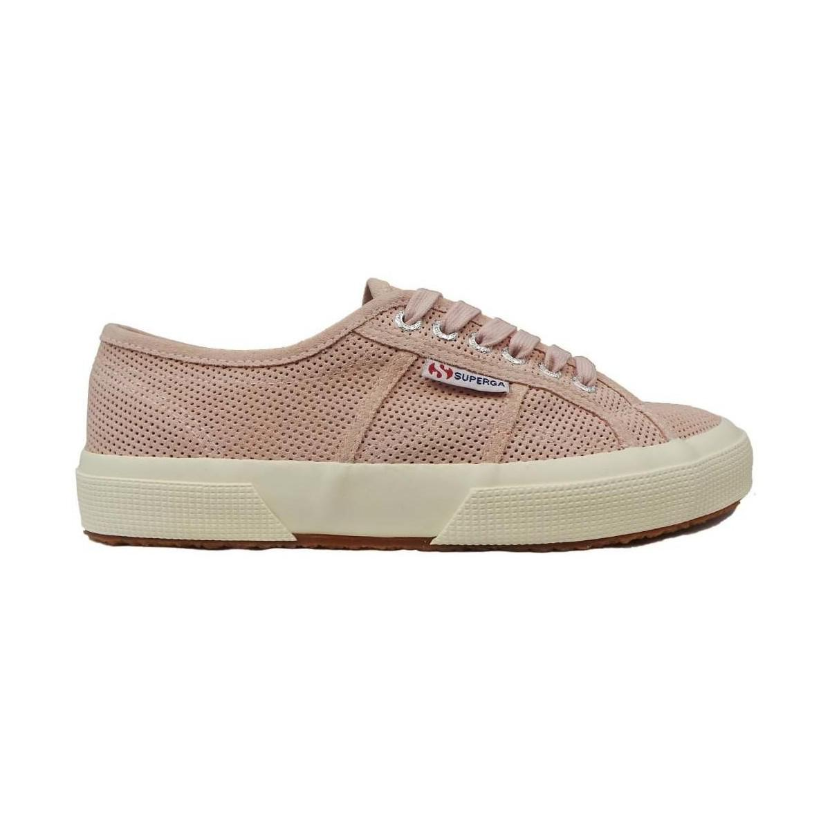 size 40 c0fd3 20a13 superga-pink-2750-Perfsuew-Womens-Shoes-trainers-In-Pink.jpeg