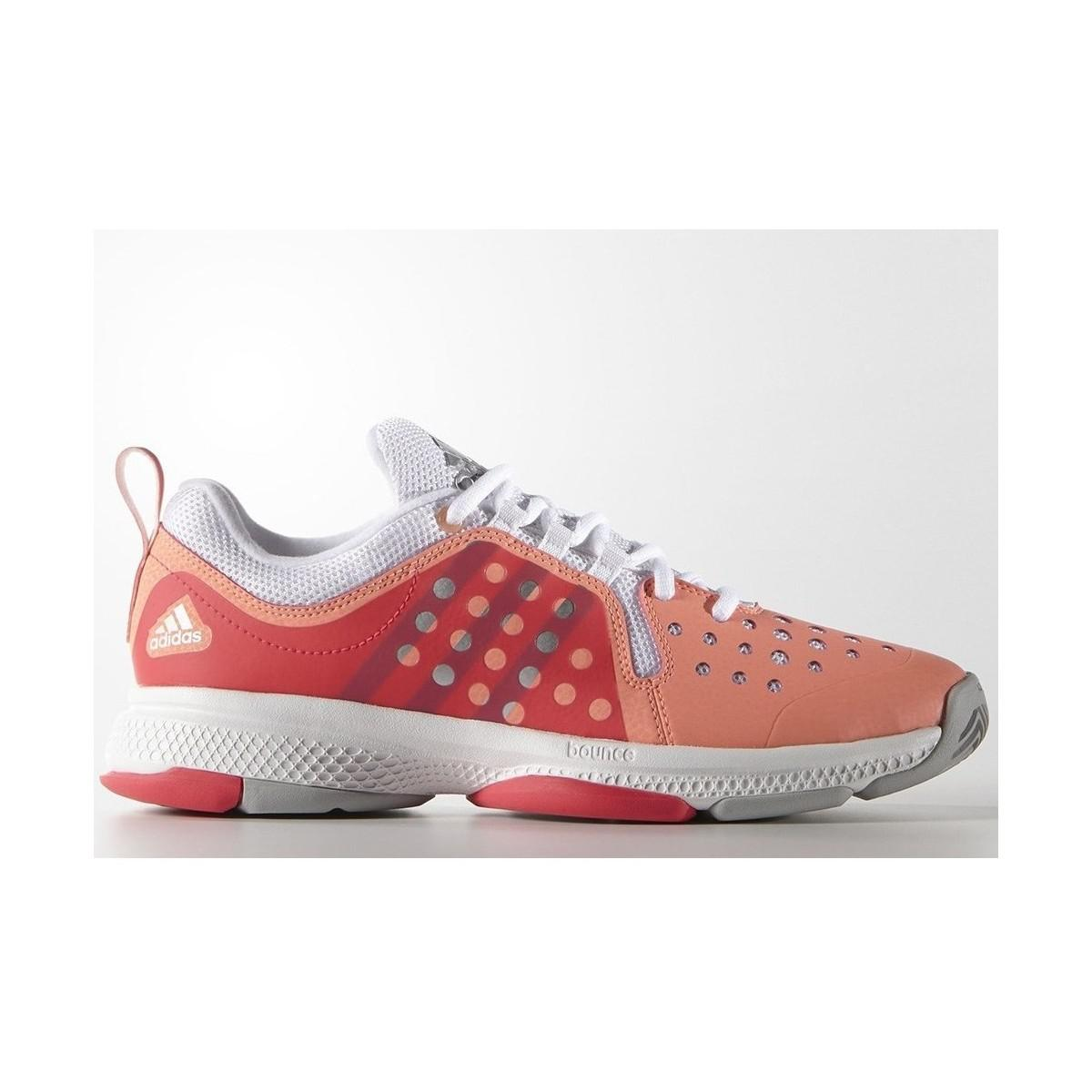 sports shoes fd366 bc135 Adidas Barricade Classic Bounce Womens Shoes (trainers) In G