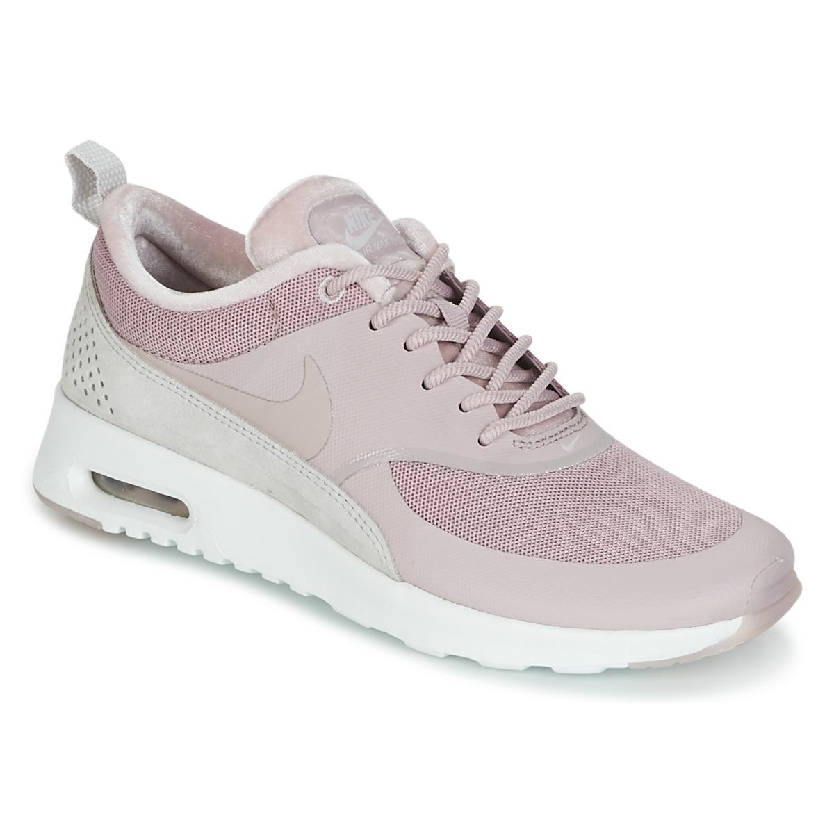 f04f5973ab Nike Air Max Thea Lx W Women's Shoes (trainers) In Pink in Pink - Lyst