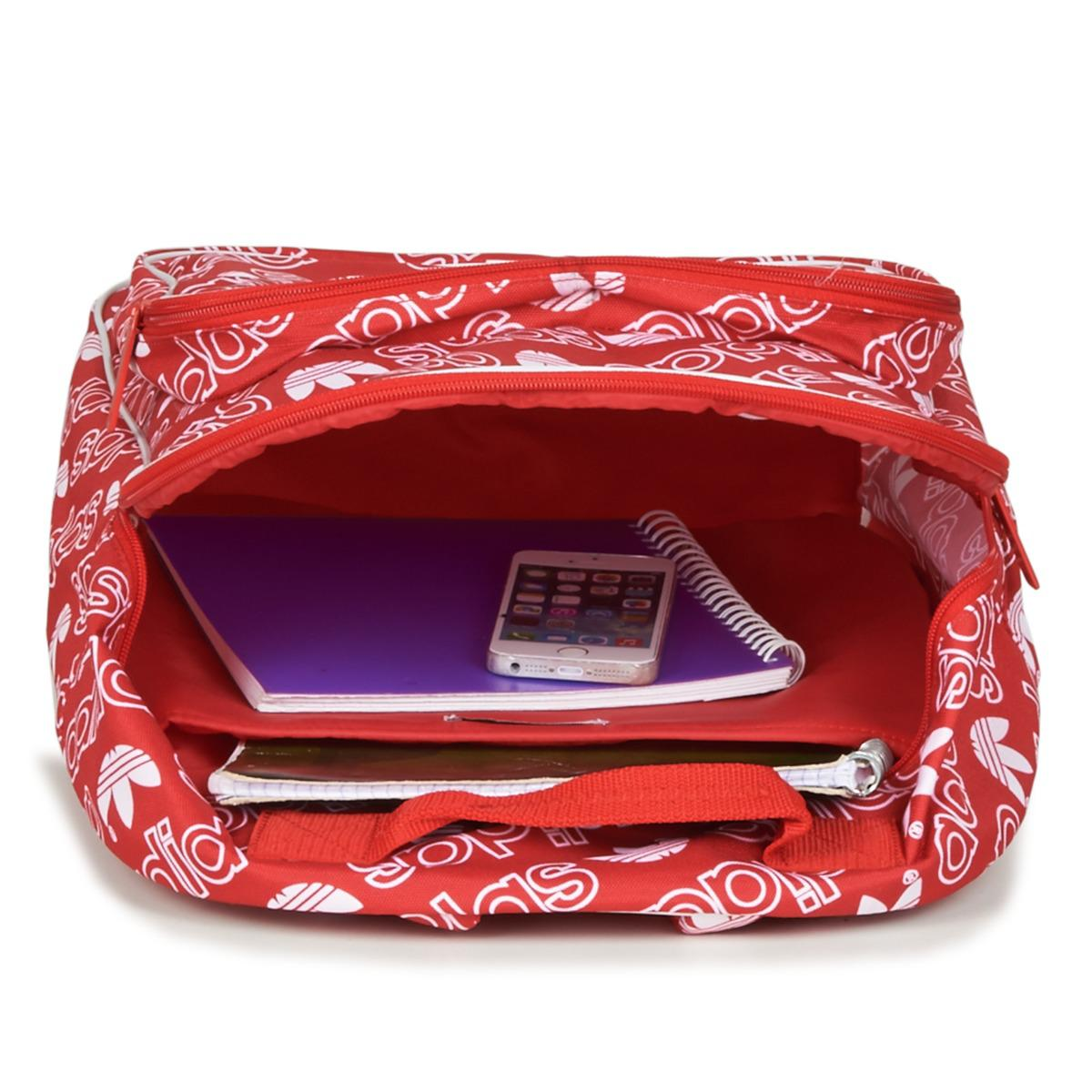 Adidas - Red Bp Class Ac Gr Backpack for Men - Lyst. View fullscreen 031b98fe0bef8